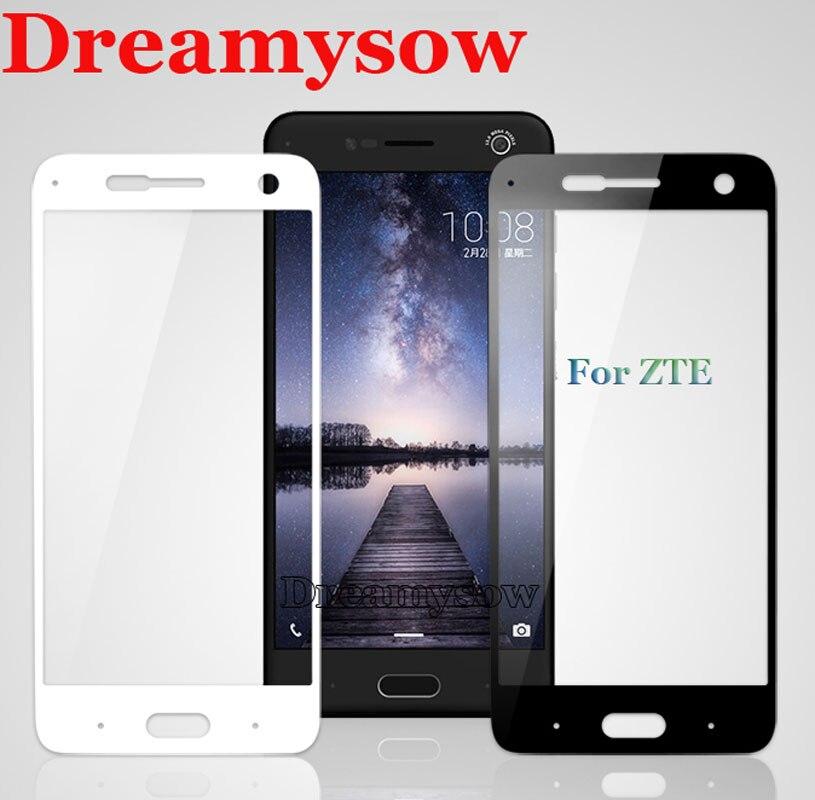 Премиум полное покрытие из закаленного стекла для ZTE Nubia V18 M2 Lite Zmax Pro Z981 Z982 Z17 Mini Защитная пленка для экрана