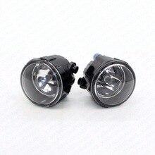 Luces antiniebla delanteras para NISSAN Tiida Hatchback C11X 2007-2011 2012 estilo Derecho + izquierda lámpara w/ h11 halógeno 12 V 55 W bombilla de la Asamblea