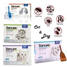 Alkin Topline Boost Für Hunde & Katzen Floh und Tick Beißen Läuse Behandlung