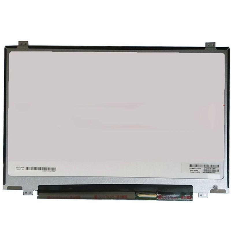 "14 ""LCD-matrix FÜR Lenovo T420 T420S T430 T430S laptop lcd-bildschirm ersatz display 1600*900 40pin"