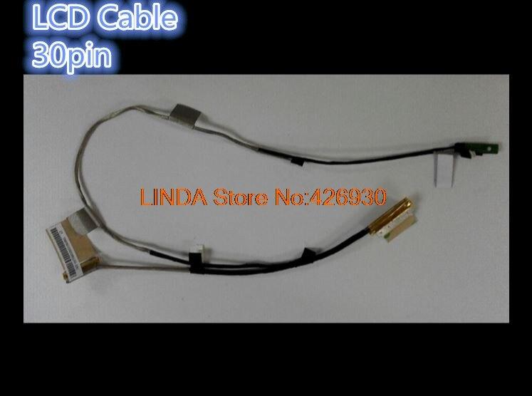 LCD de Cable para ordenador portátil ASUS S300 S300CA S300KI S300K S3N S400 S400CA S400C 30pin/40pin 1422-01MJ000 1422-01cy000 DD0XJ7LC000