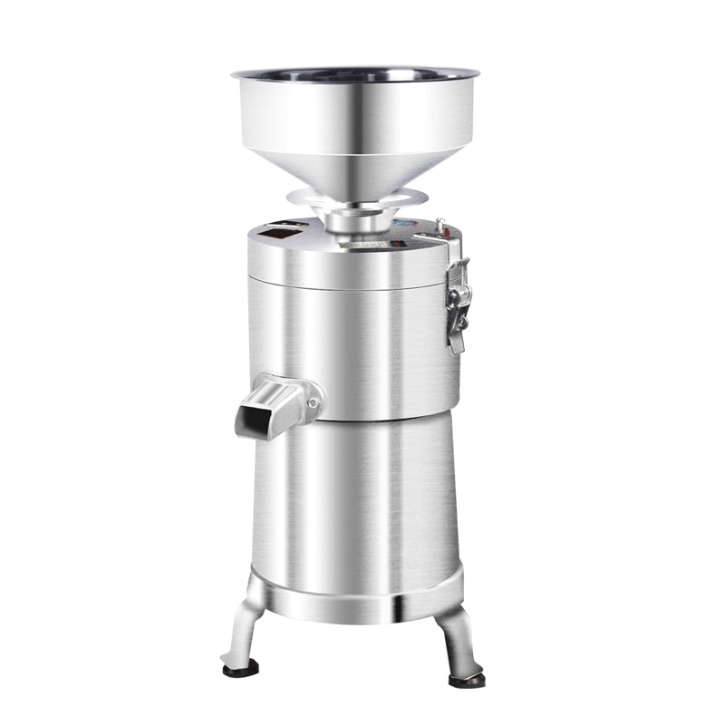 Soybean Maker Grain Grinder Juicer Blender Soy Milk Grinding Machine Kitchen Household Commercial Automatic Separated Grinder household juicer automatic blender juicer machine multi function meat grinder ice crusher power machine electric juice extractor