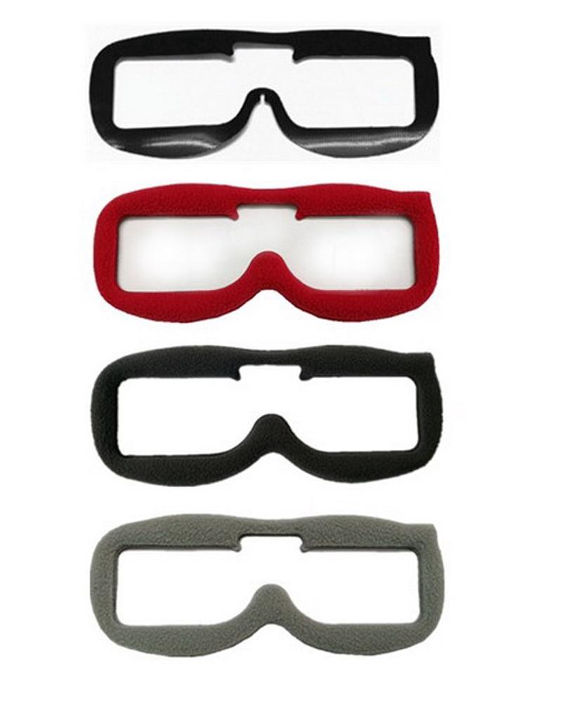Fr Fatshark HDO HD3 HD2 V3 Goggle Replacement Parts Faceplate FPV Glasses Foam Pads PU  Cover Soft Wear Gafas Sticker