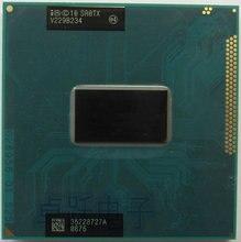 original Intel Core I3 3120M CPU laptop Core i3-3120M 3M 2.50GHz SR0TX processor supports HM75 HM77