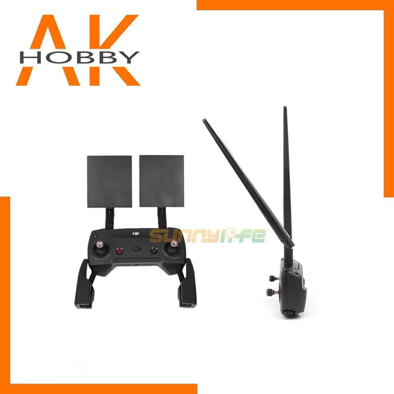 Antena de reacondicionamiento 2,4G 7dbi 8dbi, amplificador de señal para DJI SPARK...