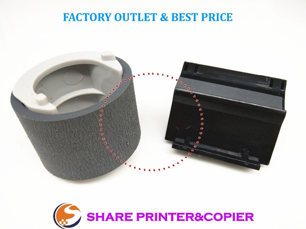 Feed Paper Roller Kit for Samsung ML1610 1640 1641 2010 4321 scx 4521 ML2241 CLP300 CLX2160 3160 JC97-02688A  JC97-02217A