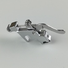 10 stks Binnenlandse Naaimachine Naaivoet Lage Shank Snap op 7300L (5011-1) Shank Adapter Presser voet Houder