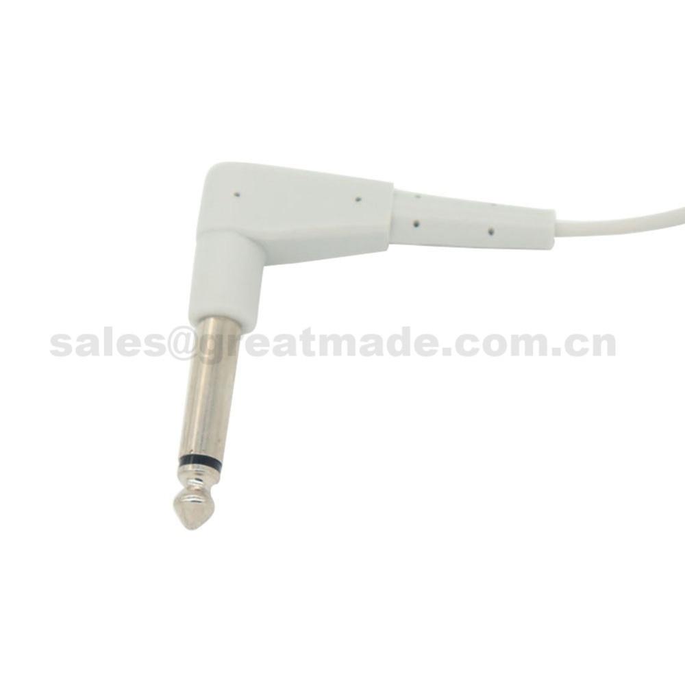 Pediatric Skin surface temperature probe , L=3m, 5.0mm Disk