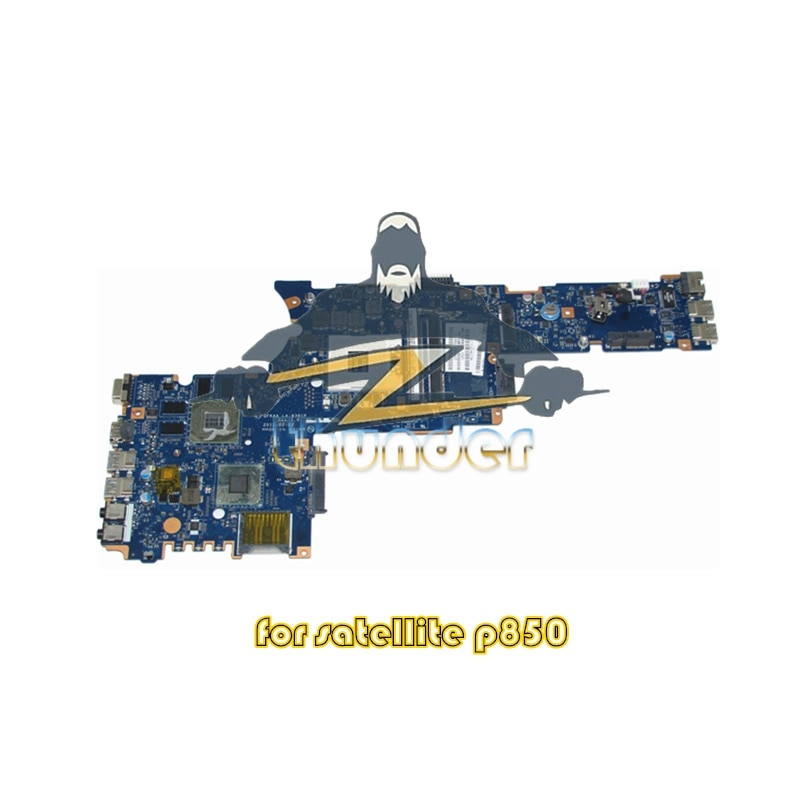 LA-8391P K000135810 ل toshiba satellite B850 P850 اللوحة المحمول HM77 GT640M DDR3