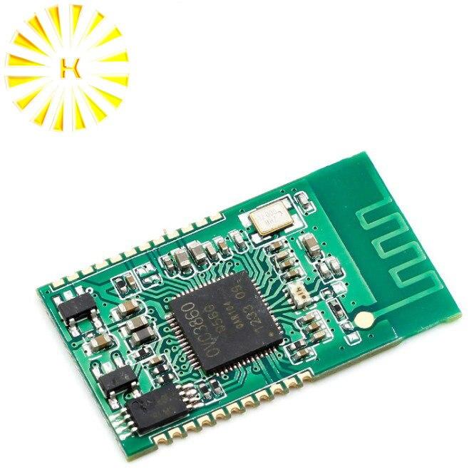1 piezas XS3868 Bluetooth estéreo de Audio y de módulo OVC3860 Chip apoya A2DP AVRCP conector