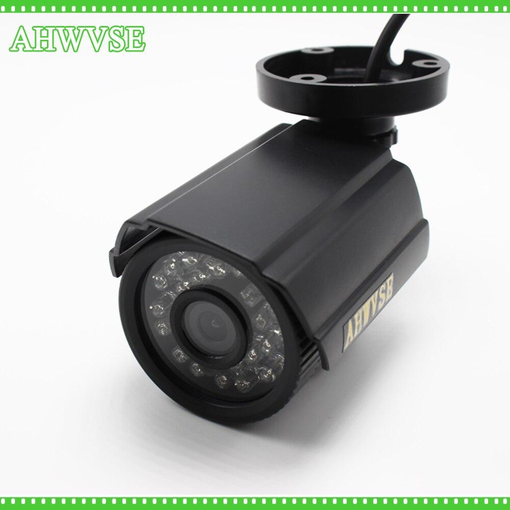 Cámara AHD de alta resolución HD 1080P 4MP 5MP vigilancia interior infrarrojo sistema de cámaras de seguridad con soporte