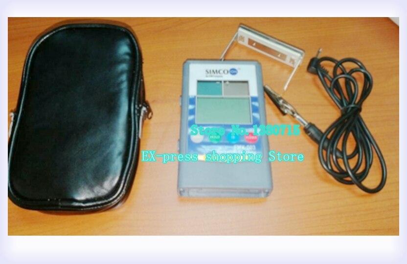 Medidor de campo electrostático FMX-003 FMX003, medidor de prueba ESD, medidor electrostático manual, medidor de prueba estática