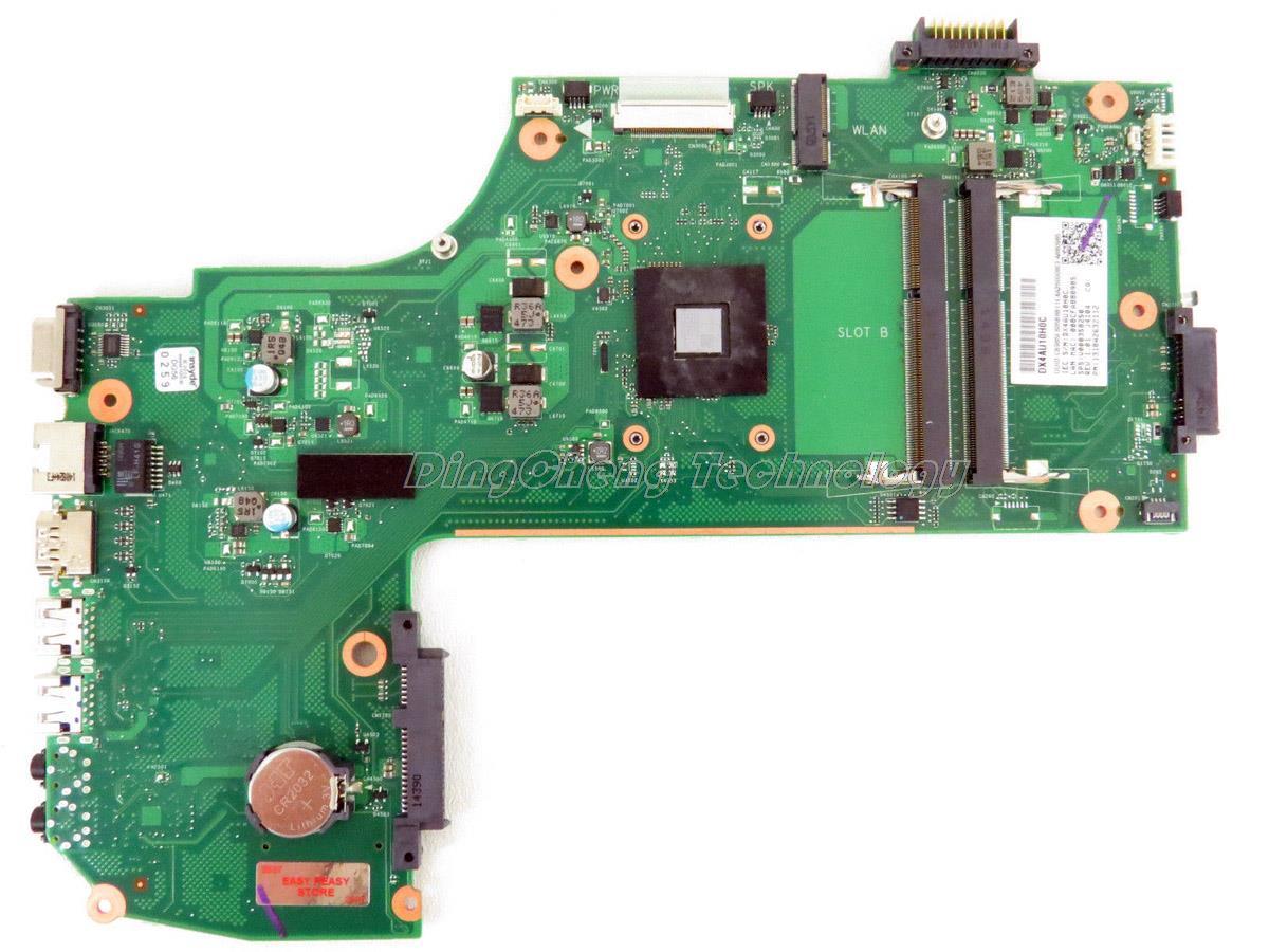 Placa base HOLYTIME para ordenador portátil Toshiba Satellite C75D C75D-B7215 V000358250 6050A2632101-MB-A01 tarjeta gráfica integrada