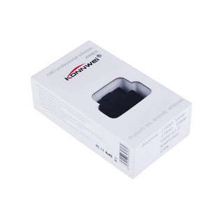 Image 5 - Автомобильный сканер ошибок Konnwei KW903 Icar2 bluetooth elm327 V1.5 Pic18f25k80, сканер OBDII ELM 327 OBD для Android