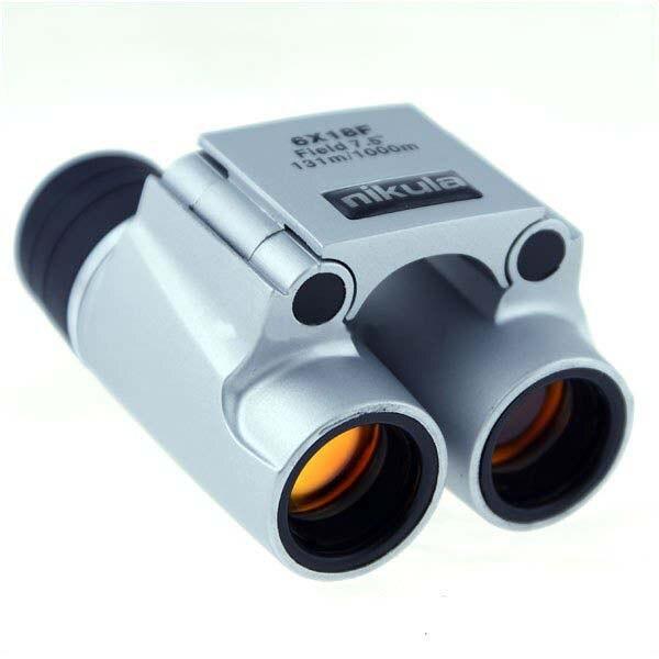 "Nikula 6*18 campo 7,5 ""de 131M/1000M Binocular"