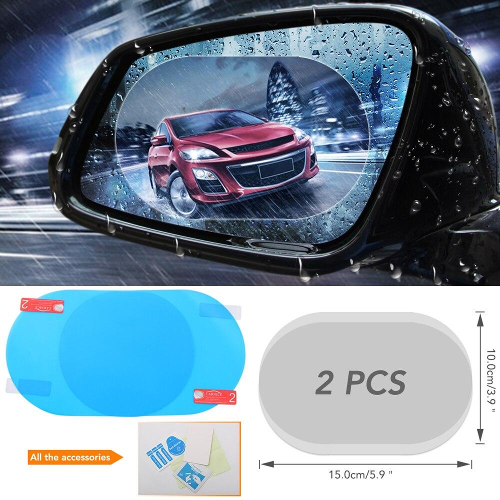 Универсальное автомобильное зеркало заднего вида Защитная пленка для Hyundai Creta Tucson BMW X5 E53 VW Golf 4 7 5 Tiguan Kia Rio Sportage R KX5