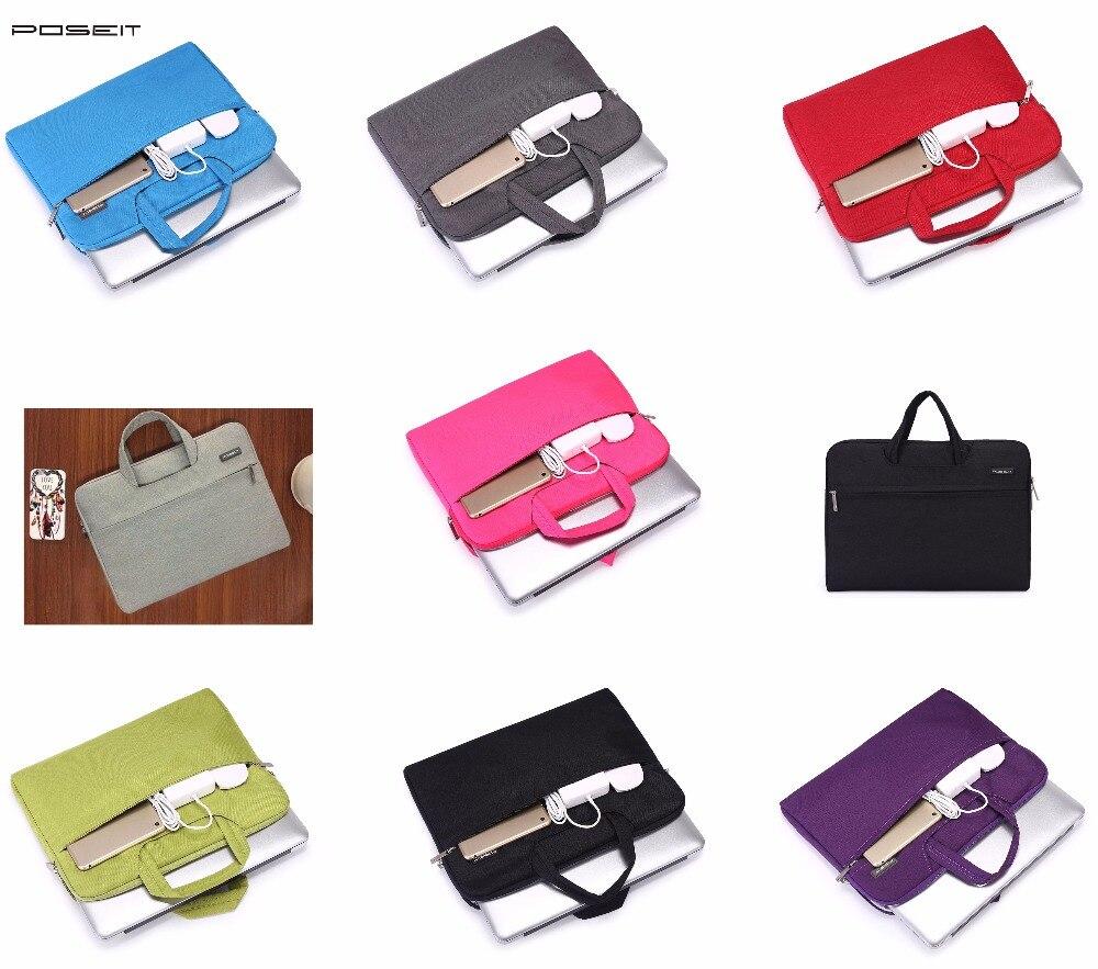 Maletín para portátil, portátil, tableta, maletín de transporte, bolsa para HP Pavilion Surface Pro Macbook Air/Pro Dell XPS 11 13 14 15 16