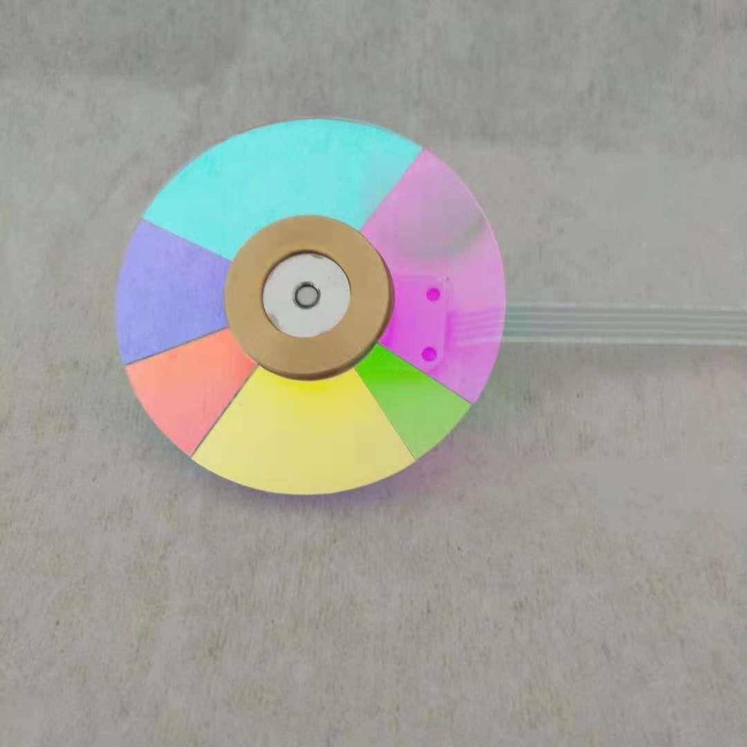 عجلة ألوان لـ optoma hd21, أجهزة عرض 6 ألوان