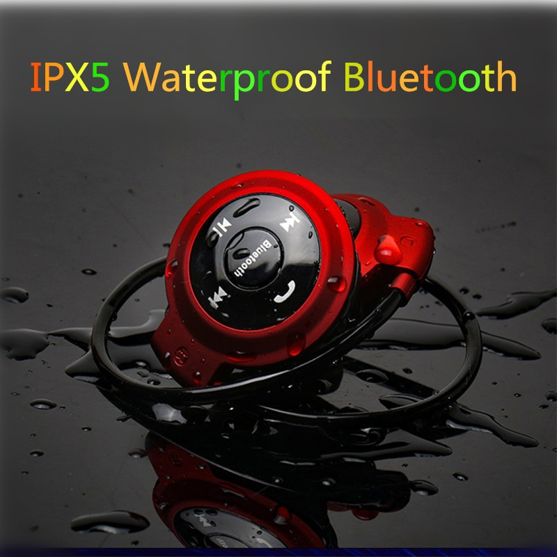 Mini503 Esportes Orelha Gancho Fones de Ouvido Bluetooth Sem Fio Handsfree Stereo Hi-Fi Fones De Ouvido Fones De Ouvido Cartão de TF Fm Rádio Aparelho Auditivo