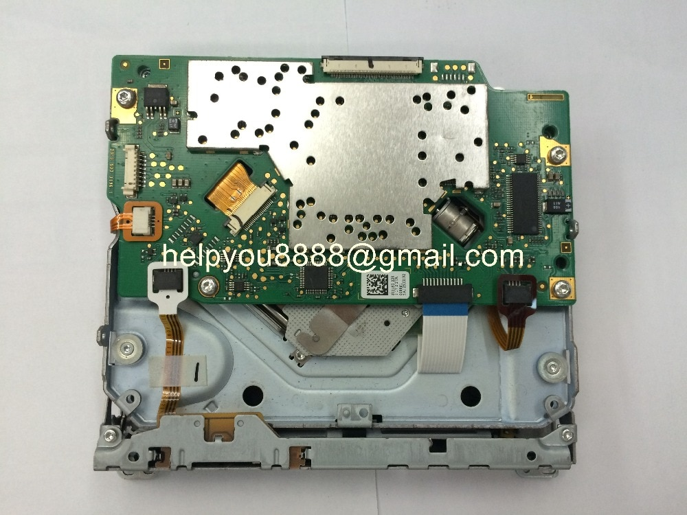 Original DVD-M5 DVD navegación cargadora de ruedas para VW Magotan RNS510 MK4 Escalade Mercedes SAAB de DVD del coche de la cargadora de ruedas