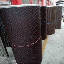 XPE tapis de voiture en super fiber de cuir   Gros, tapis de voiture, fournitures de voiture, tapis de bagages étanche