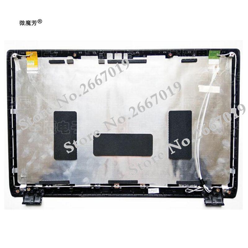 ЖК-верхний чехол для SAMSUNG NP RC530 RC528 RF511 RF510 LCD задняя крышка A оболочка