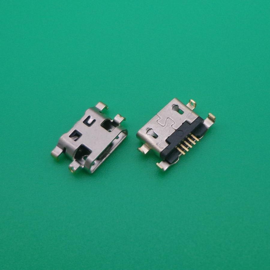 1000 шт. разъем Micro USB для Lenovo A708t S890/для Alcatel 7040N/для HuaWei G7 G7-TL00