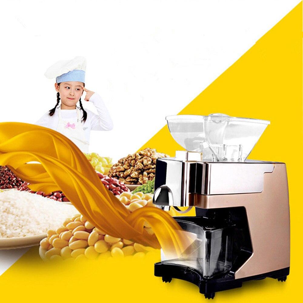Mini máquina extractora de aceite de oliva aceite de semilla ACEITE DE expulsor ZF
