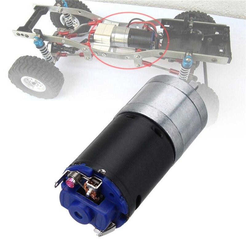370 cepillado Motor para MN-90 RC Q60 Q61 WPL B14 B16 B24 B36 C14 C24 1/16 piezas de repuesto de coche teledirigido