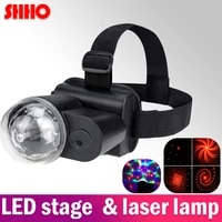 high quality led light laser two in one product 4 kinds of the model laser pattern stage lamp outdoor play dance party light