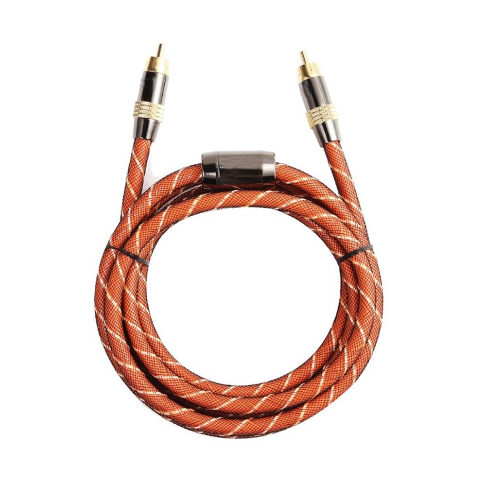 De alta calidad de alta fidelidad Coaxial Digital vídeo Audio RCA Cable...
