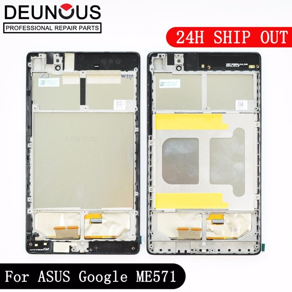 Pantalla LCD Digitalizador de pantalla táctil para ASUS Google Nexus 7 2nd...