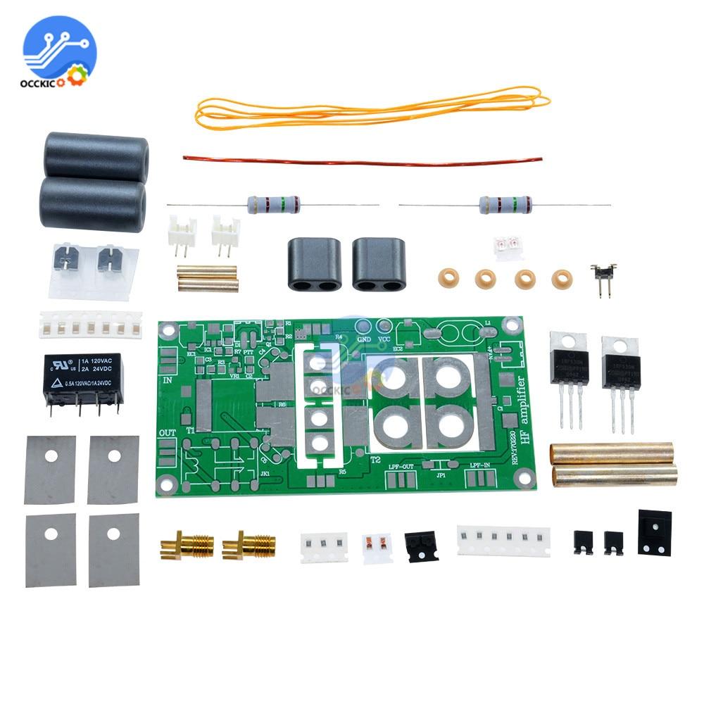 Placa de Amplificador de potencia HF lineal SSB, 70W, para YAESU FT-817...