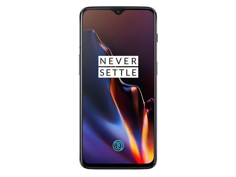 Новый разблокировать оригинальный Oneplus 6, 6 комплектов/партия, футболка A6010 Android телефона 4 аппарат не привязан к оператору сотовой связи 6,41 дюйм 8GB...
