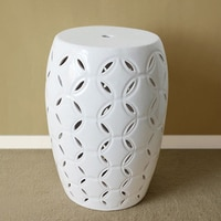 Home Ceramic Stool