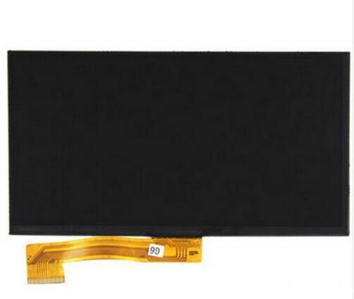 Nueva pantalla LCD para Tablet SL1068 de Línea Plateada de 10,1 pulgadas Pantalla LCD interna reemplazo de pantalla de matriz de cristal envío gratis