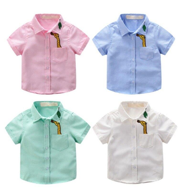 JXYSY, camisas para niños, verano 2020, camisa de bebé para niños, camisetas de manga corta, Camisetas estampadas para niños, ropa para niños, blusa de niño pequeño