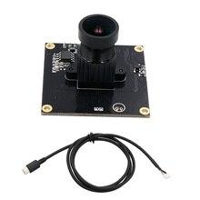 Type C OTG prise en charge haute vitesse 330fps 100fps 720P 50fps 1080P Webcam UVC USB caméra Module pour Android Linux Windows Mac