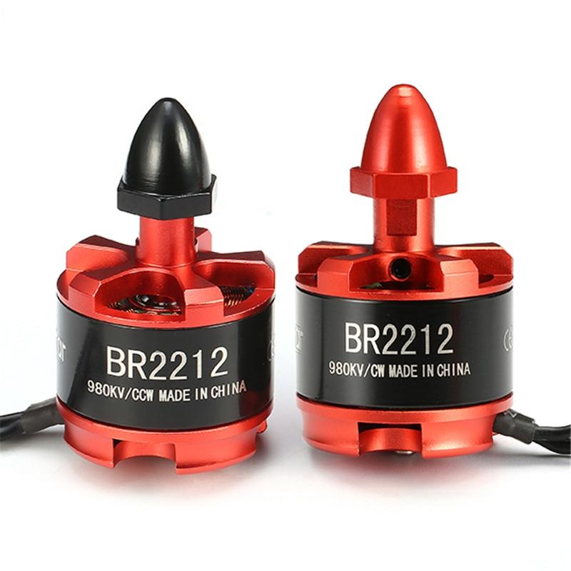 New Arrival Racerstar Racing Edition 2212 BR2212 980KV 2-4S Brushless Motor For 350 380 400 Frame Kit