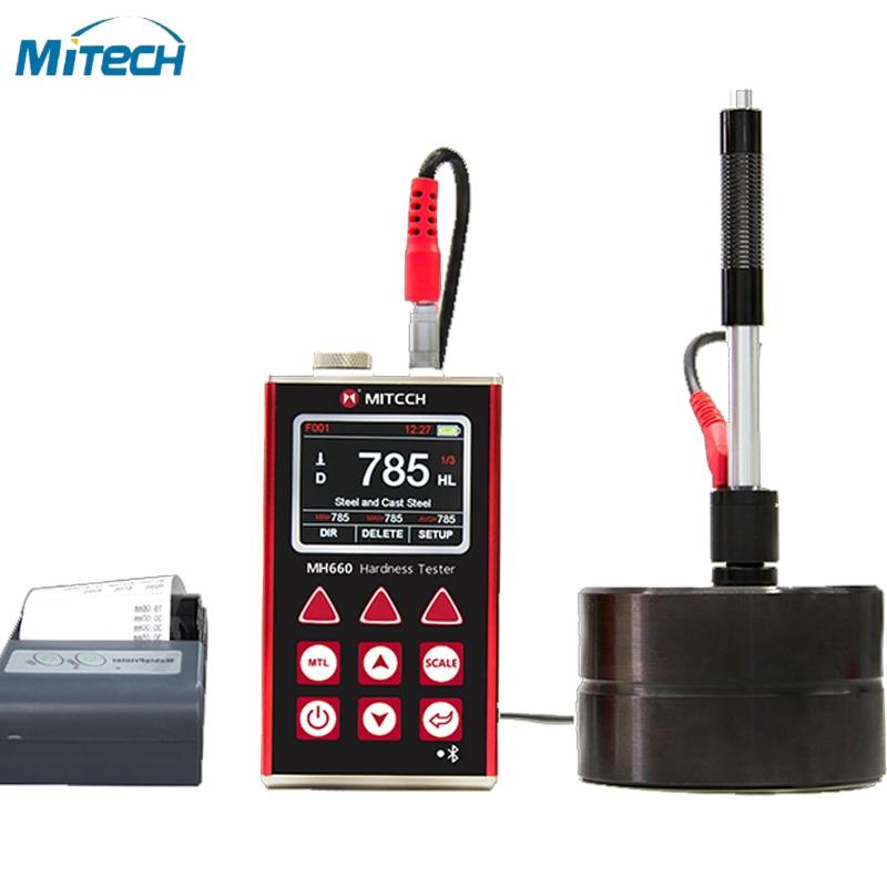 جهاز اختبار الصلابة المحمول MH660 Leeb