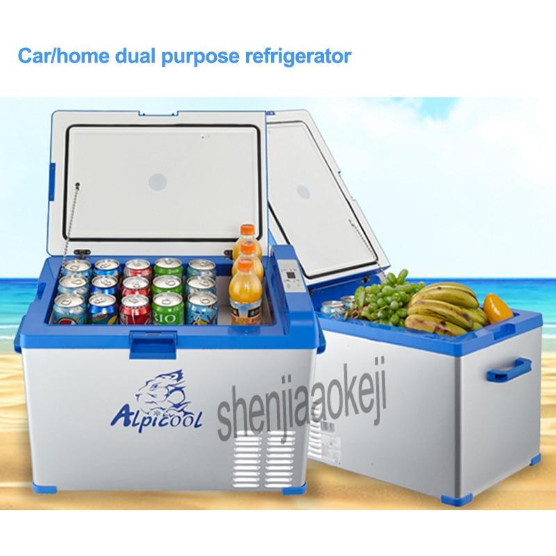 Автомобильный/Бытовой Холодильник, портативная морозильная камера, мини-холодильник, компрессор, охладитель, холодильная камера для инсул...