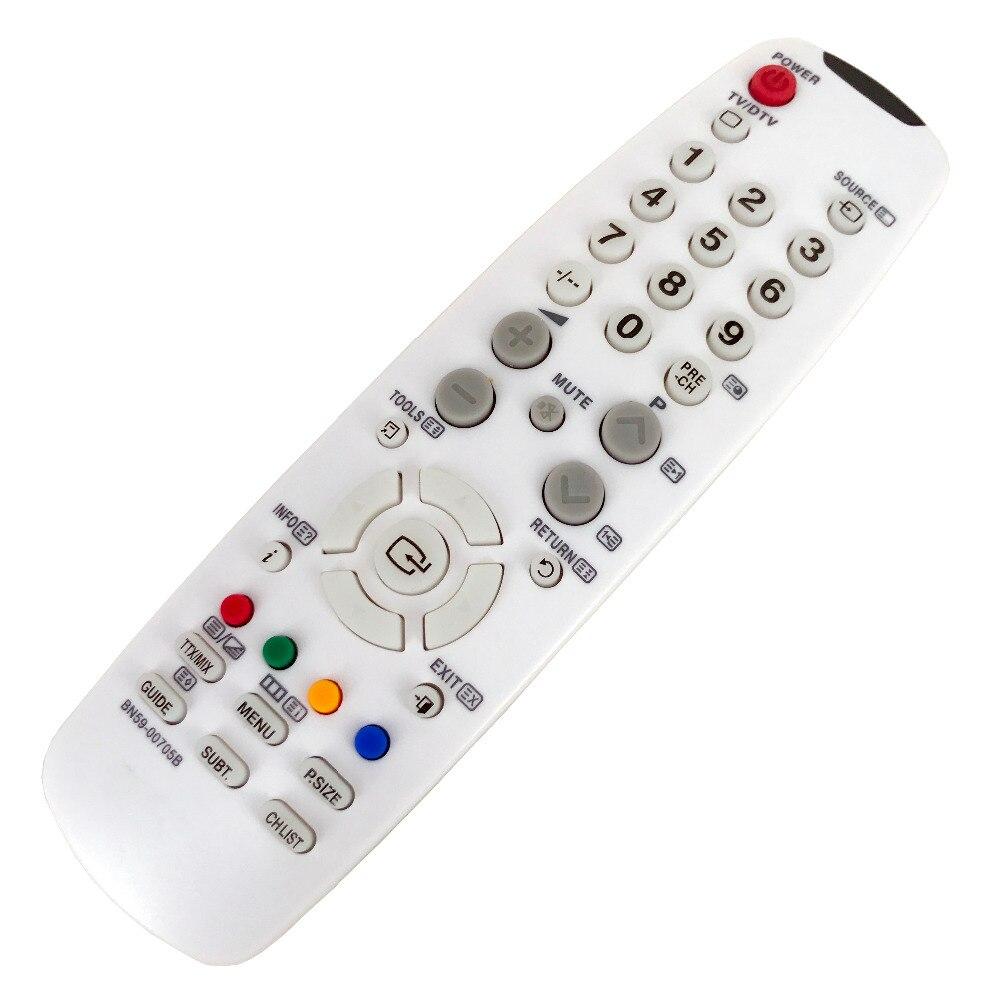 Novo controle remoto para samsung lcd led tv BN59-00705B la32a550 la32a550 la32a650 le32a456