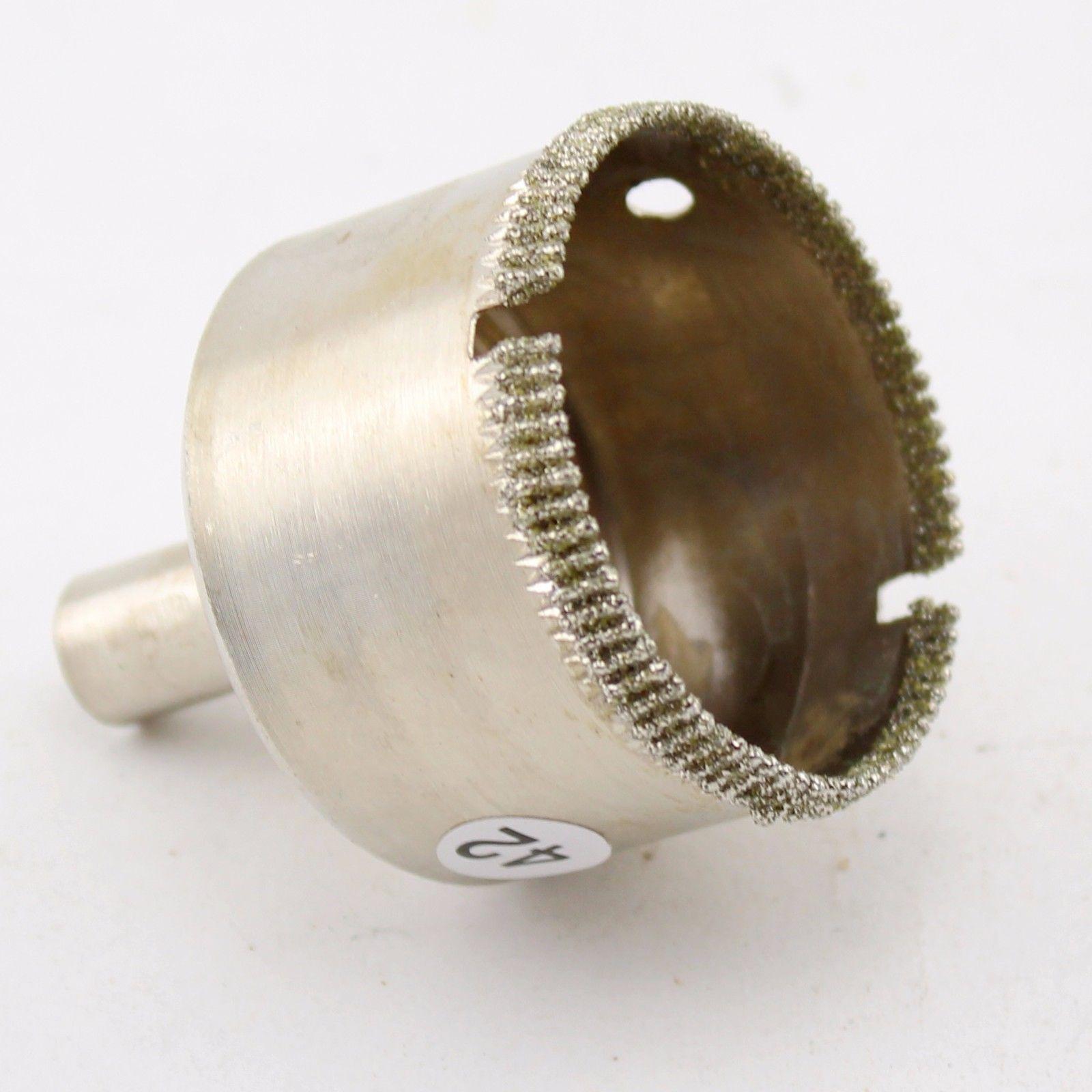 Brocas de sierra para corte de agujeros con revestimiento de diamante de 32-100mm ILOVETOOL