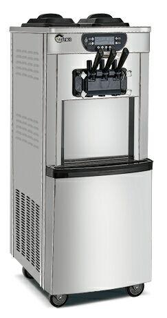 maquina superior macia de aco inoxidavel do gelado com produto patenteado nacional