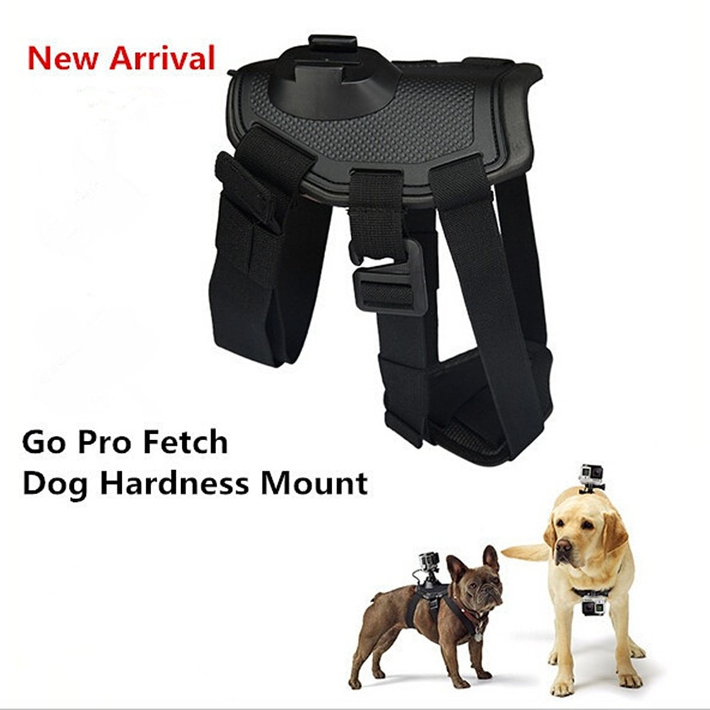 Correa de pecho para perro, correa de hombro para Nikon KeyMission 360 170 80 Drift Innovation Stealth 2 HD Ghost ghost-s HTC Re