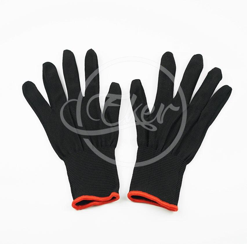Wholesale Black Nylon Gloves For Installing Vinyl  For Car Wrapping Handling Gloves Plasti Dip Spray Gloves Tool Nylon Gloves