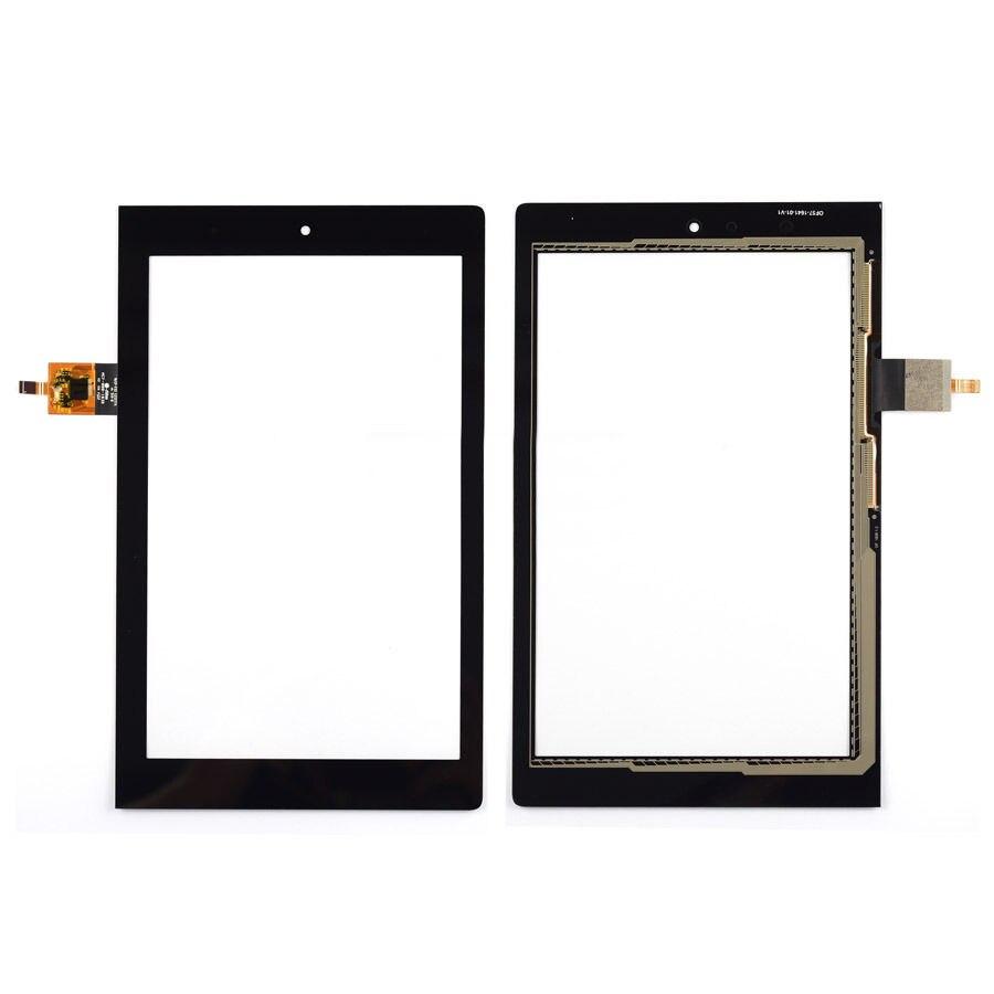 Alta calidad para Lenovo Yoga Tablet 2 830 830L Digitalizador de pantalla táctil herramientas de vidrio gratis