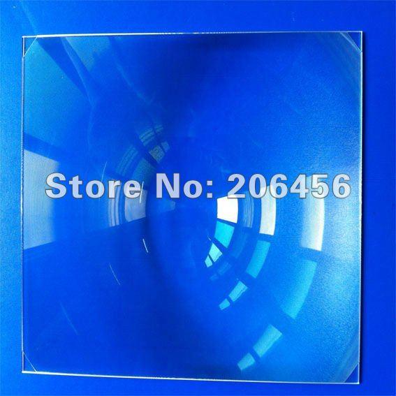 High quality, Plastic LED lens 300*300mm  plastic optical fresnel lens Lens/Focal length 330mm for solar energy collection