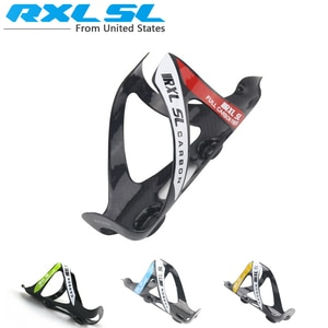 RXL SL NEW Carbon Bottle Cage Bicycle Holders MTB Road Bottles Cage Bike Water Bottle Holder Red/Green Bicycle Bottle Holder