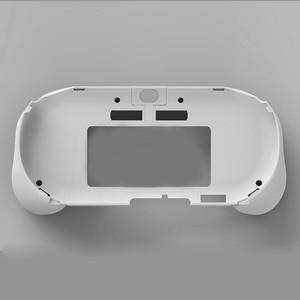 Image 4 - MASiKEN чехол с держателем для ручки подходит для PS Vita 2000 PSV 2000 сменный обновленный триггерный захват L2 R2 игровые аксессуары